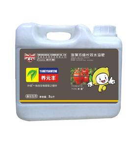 叶硕番茄专用海藻浓缩长效水溶肥