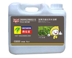 叶硕叶菜专用海藻浓缩长效水溶肥