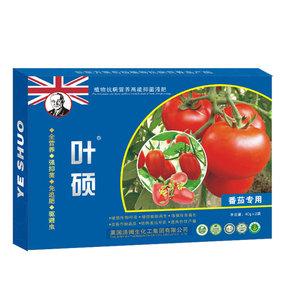 叶硕番茄专用叶面肥
